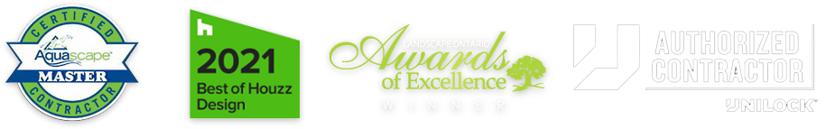 Landscaping London Ontario Awards